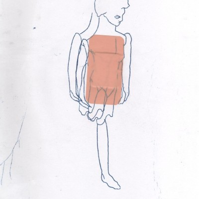 Dummy: Small Mixed-media Works on Paper