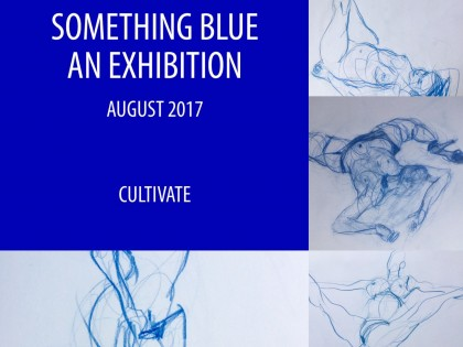 'Something Blue' at Cultivate Gallery