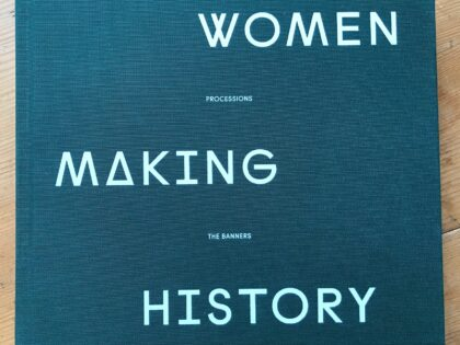 WOMEN MAKING HISTORY book publication