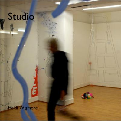 Studio | Heidi Wigmore | Fine Art