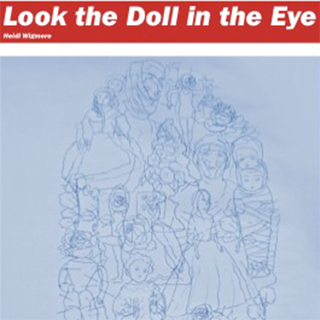 'Look the Doll in the Eye' Newspaper